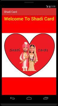 Shadi Card poster