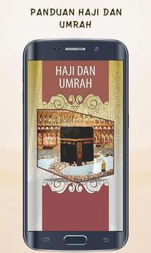 Panduan Haji dan Umrah poster