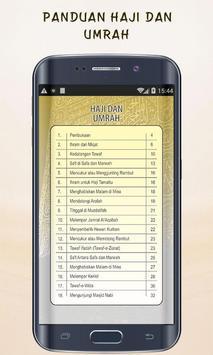 Panduan Haji dan Umrah apk screenshot