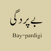 Bay-pardigi Islamic Book Urdu icon