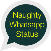 Naughty status For Adult icon