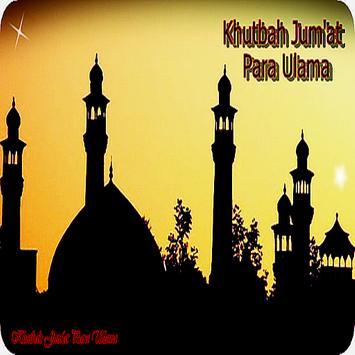 Khutbah Jum'at Para Ulama poster