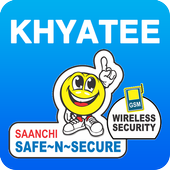 Khyatee GSM Security icon