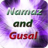 Gusal and Namaz (Step by Step) icon