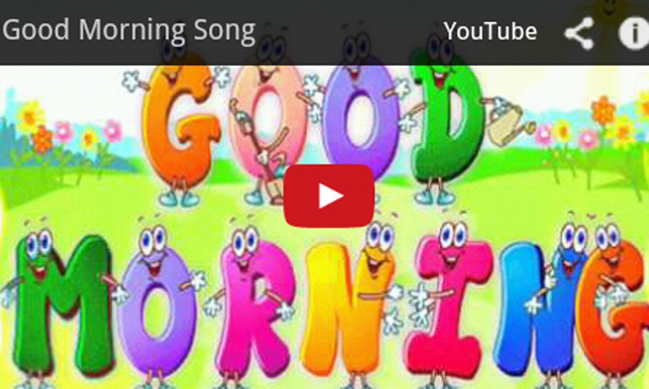 Good Morning Kids Songs APK Download - Free Education APP