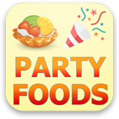 Party Food Recipes icon