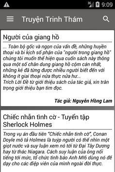 Truyện Trinh Thám poster