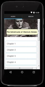 Adventures of Sherlock Holmes poster