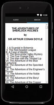 Adventures of Sherlock Holmes apk screenshot