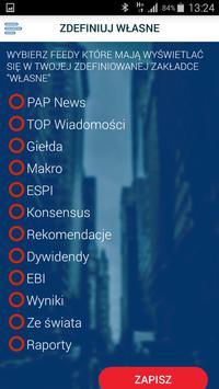 Serwis Ekonomiczny PAP apk screenshot