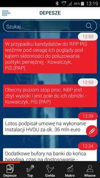Serwis Ekonomiczny PAP poster