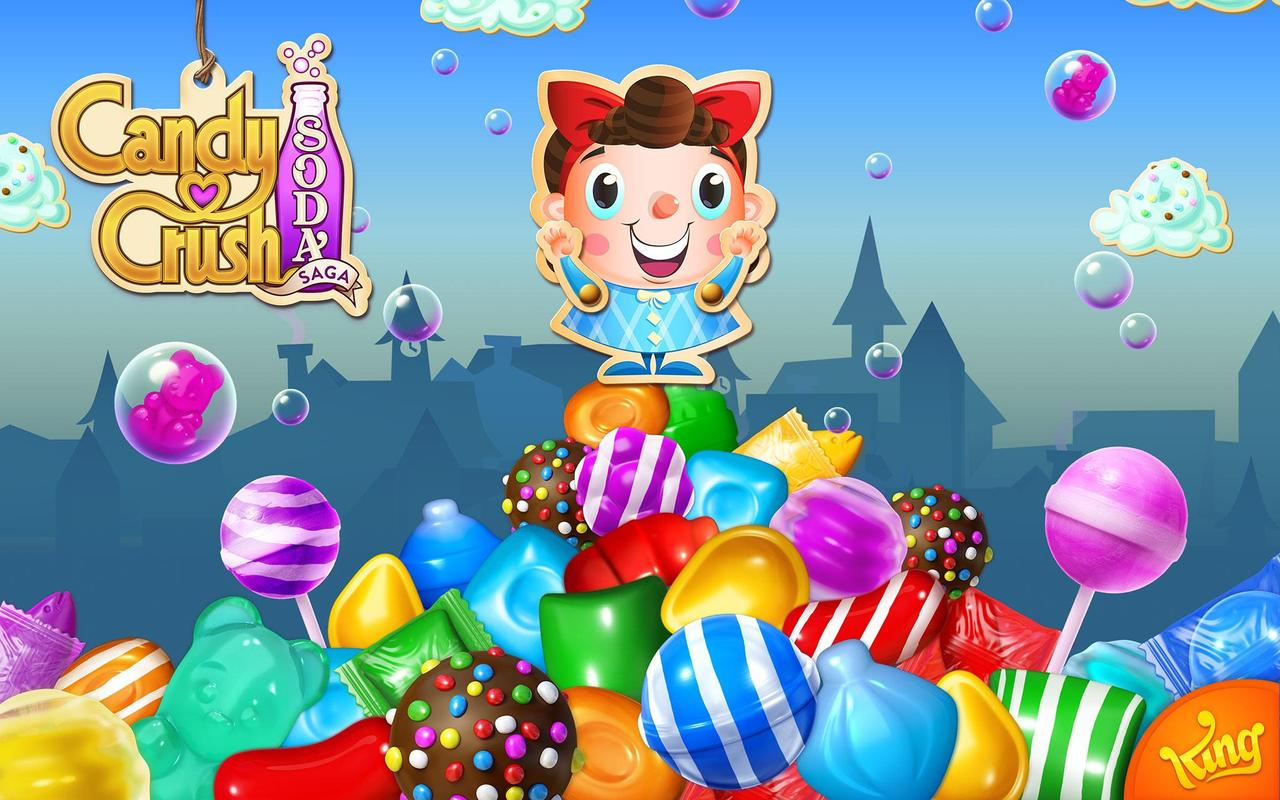 Candy Crush Soda Saga - Out Now WORLDWIDE on iOS ...