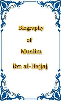 Biography of Imam Muslim poster