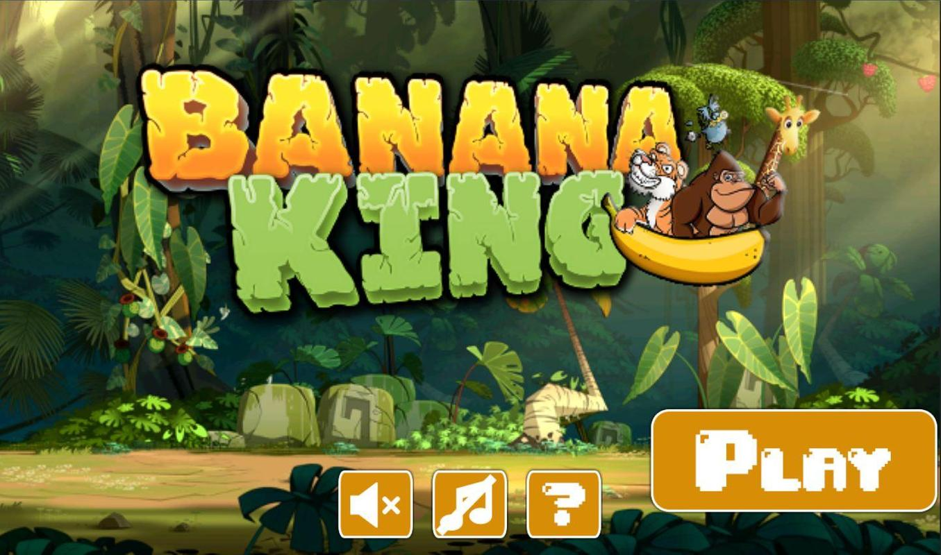 Banana King Game