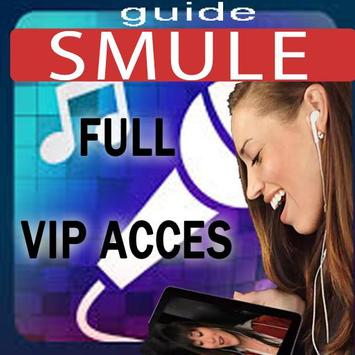 Guide SMULE full VIP poster