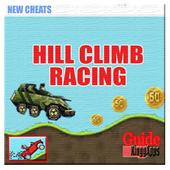 New Cheats Hill Climb Racing icon