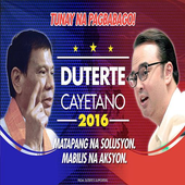 Duterte-Cayetano icon