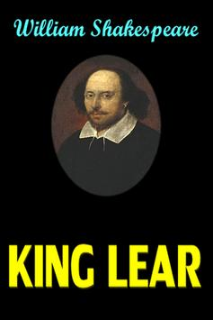 KING LEAR - W. Shakespeare poster