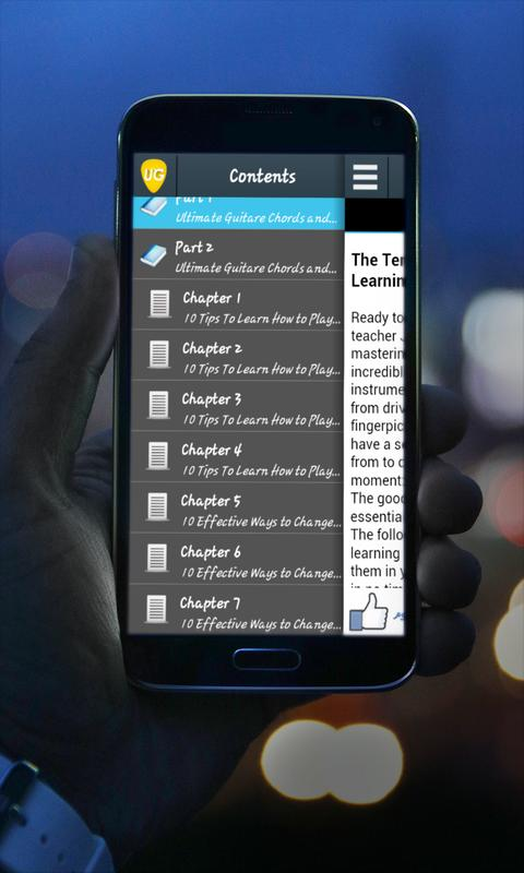 ultimate guitar chords tips apk free audio app for android apkpure