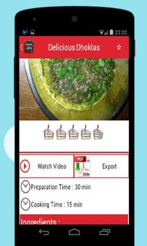 Multi Cuisine Recipes apk screenshot