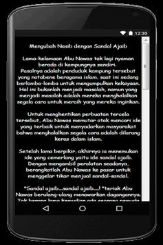 Kisah Abu Nawas apk screenshot