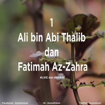 KISAH CINTA INDAH DALAM ISLAM poster