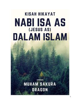 Kisah Hikayat Nabi Isa AS poster