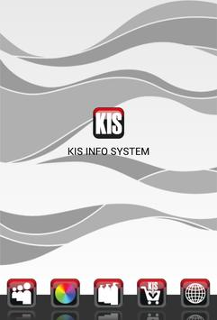 KIS INFO SYSTEM poster