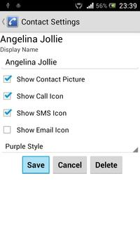 Quick Call apk screenshot