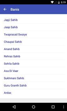 iGranth Gurbani Search apk screenshot