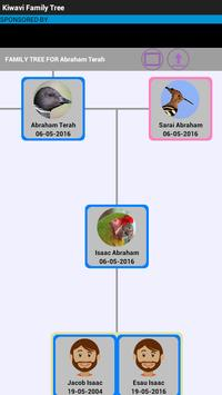 Kiwavi Family Tree apk screenshot