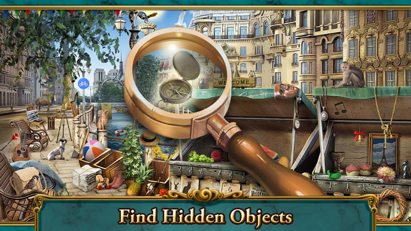 Hidden Objects Deutsche Versionen