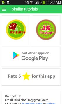 Learn Java - Kiwi Lab apk screenshot