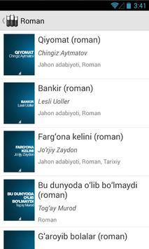 Kitobim apk screenshot