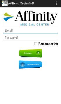 Affinity Medical HR poster