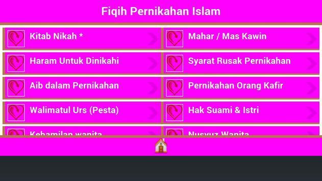 The Book of Marriage Fiqh apk screenshot