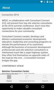 MEDC Events apk screenshot