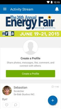 MREA Energy Fair 2015 apk screenshot