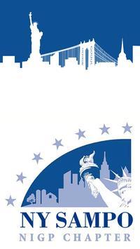 NY SAMPO poster
