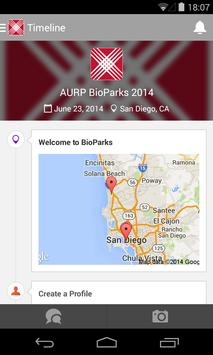 AURP BioParks poster