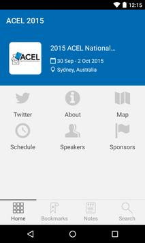 ACEL 2015 apk screenshot