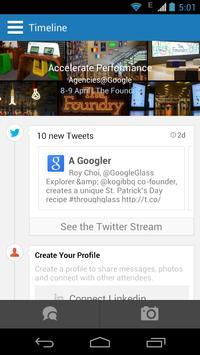 Agencies@Google poster