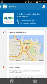 ALGIM 2014 apk screenshot