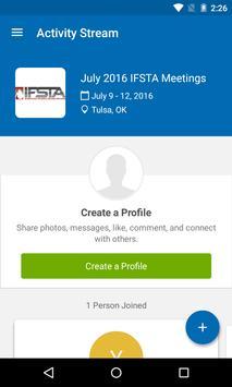 July 2016 IFSTA Meetings apk screenshot