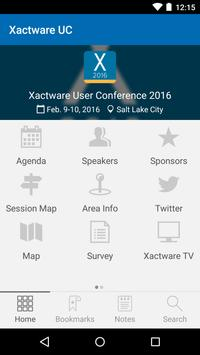 Xactware UC 2016 poster