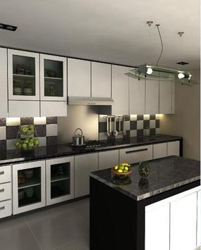 Beautiful Kitchen Design apk screenshot