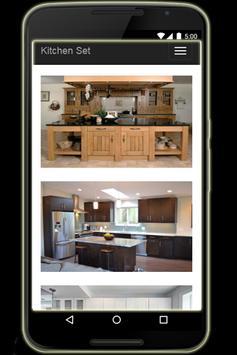Kitchen Set apk screenshot
