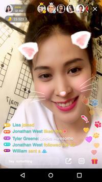 Kitty Live - Live Streaming apk screenshot