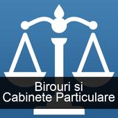 Birouri Cabinete Particulare icon