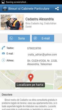 Birouri Cabinete Particulare apk screenshot